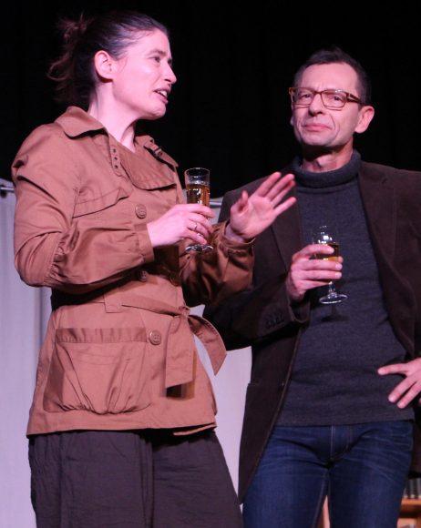 Schattenlichter-Theater in Zehlendorf-Mitte: Der Vorname