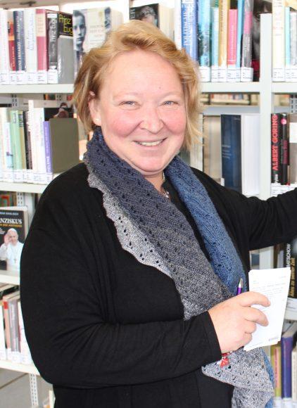 Zehlendorf – Zu Besuch in der Gottfried-Benn-Bibliothek!
