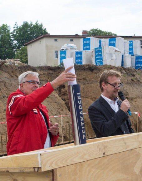 Märkische Scholle baut 147 Wohnungen in Lichterfelde