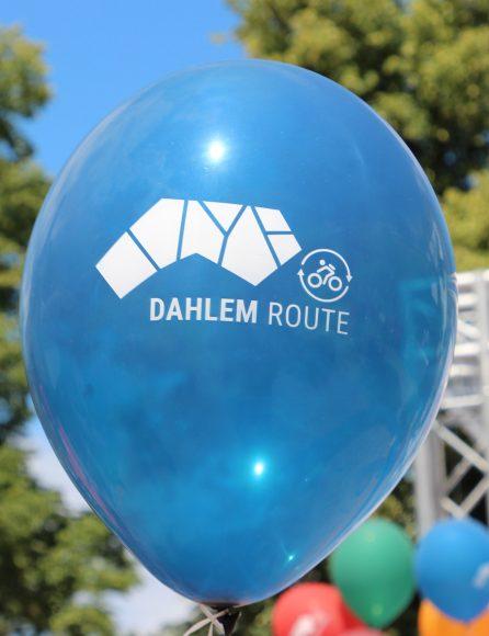Zehlendorf: Auf der Dahlem Route