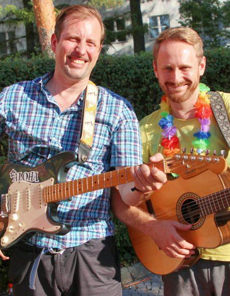 Onkel Toms Hütte: Berlin Bay Band