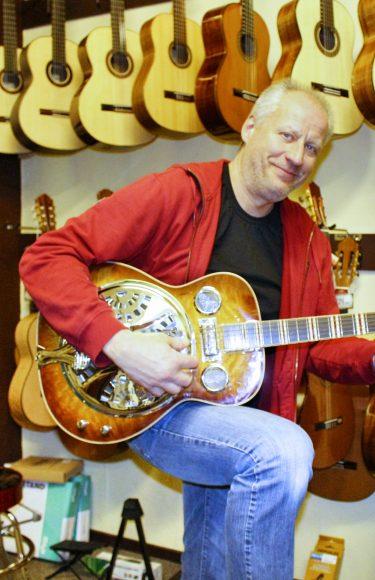 Zehlendorf-Mitte: Musik-Oehme zieht aus