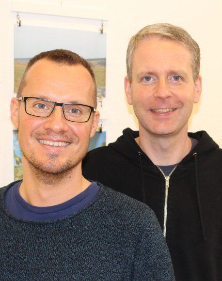 Nachgefragt #25: Achim Röhe und Nils Thamm von Weinreize