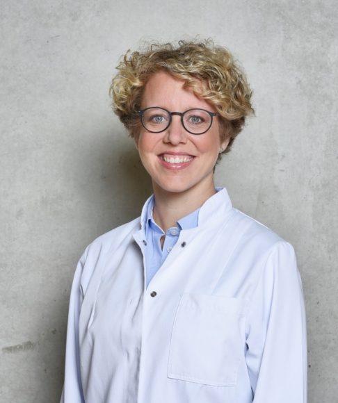 Unsere Ärzte (1): Dr. Christine Benter