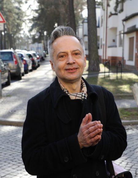Weltgästeführertag in Zehlendorf: Bruno Taut im Blick