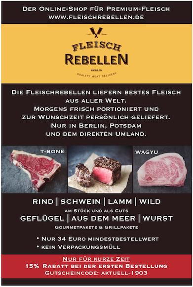 Besuchen Sie jetzt http://www.fleischrebellen.de