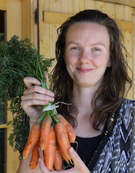 Regional und bio: Monique Henschel eröffnet Biohofladen in Teltow!