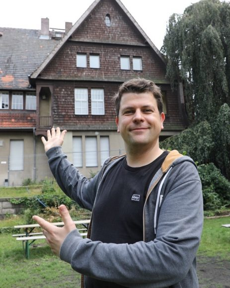 Zehlendorf: Im Haus der Jugend