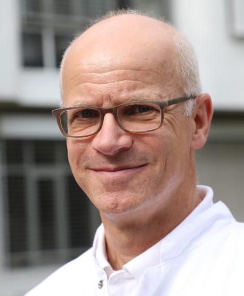 Unsere Ärzte (7): Dr. Oliver Hader