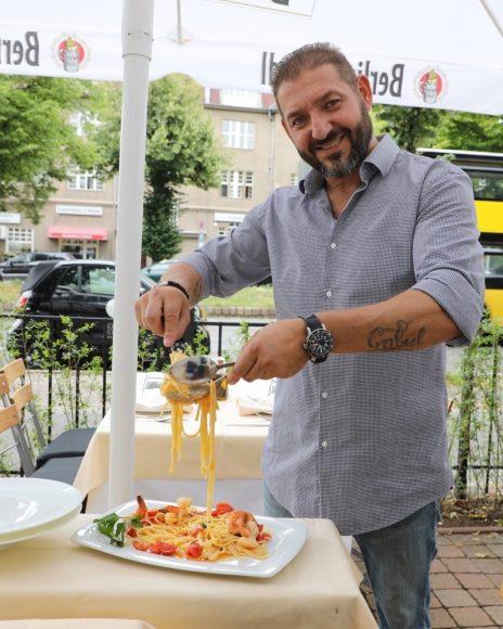 Giovanni und Filippo Canzoneri: Neu im La Scuola in Zehlendorf-Mitte