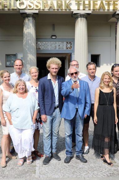Große Spielfreude im Schlosspark Theater: Ausblick auf die 11. Spielzeit