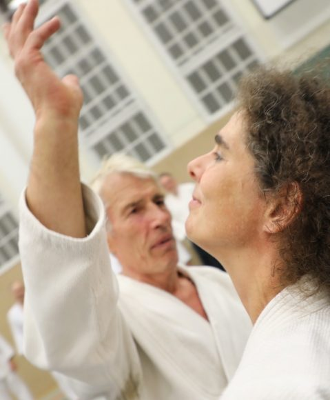 Mit Hebelwirkung: Senioren über 50 trainieren kostenfrei Aikido!