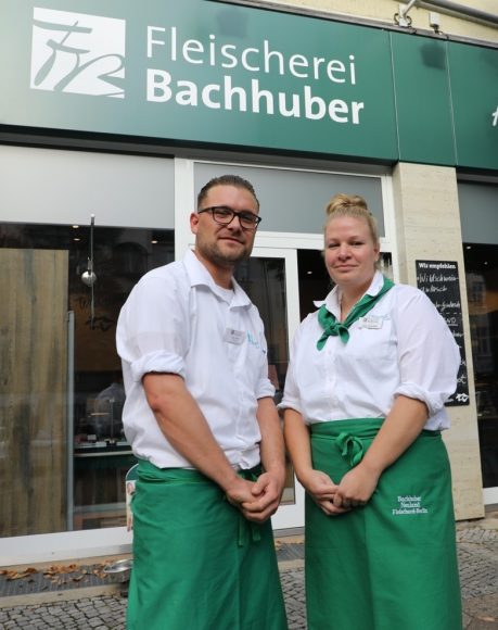 Borgsdorfer Kessel: Fleischerei Bachhuber eröffnete neue Filiale in Steglitz!