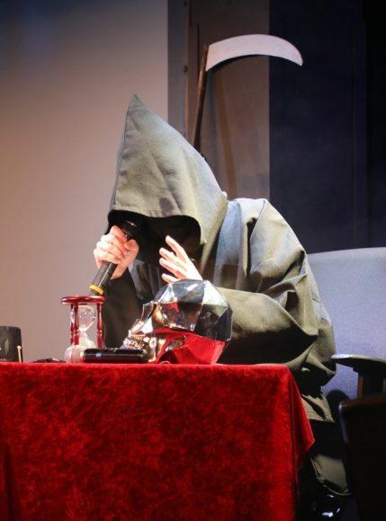 Abgemurkst: Zehlendorfer Krimiautorin Nika Lubitsch zu Gast beim Tod!
