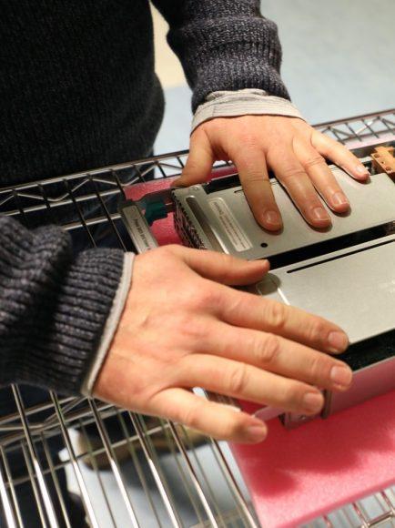 Der Supercomputer: Einer der schnellsten Hochleistungsrechner steht in Dahlem!