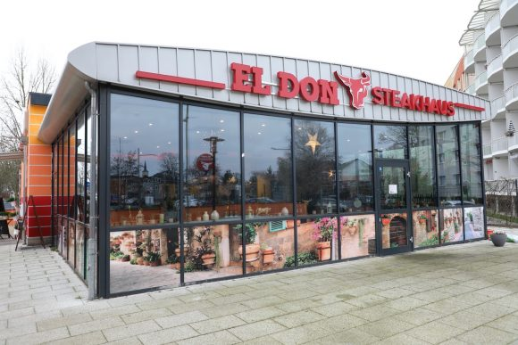 Neueröffnet – El Don: Steaks vom Lavagrill – jetzt auch in Teltow!