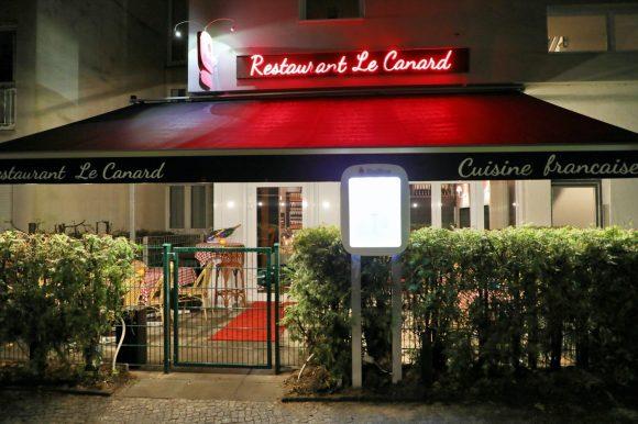 """Neu: Das """"Le Canard"""" bietet dem Gast die französische Küche!"""