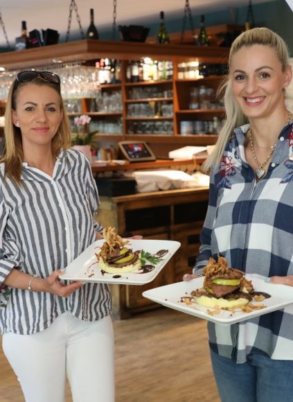 Restaurant am Rosengarten: Gehobene deutsche Küche im Steglitzer Stadtpark!
