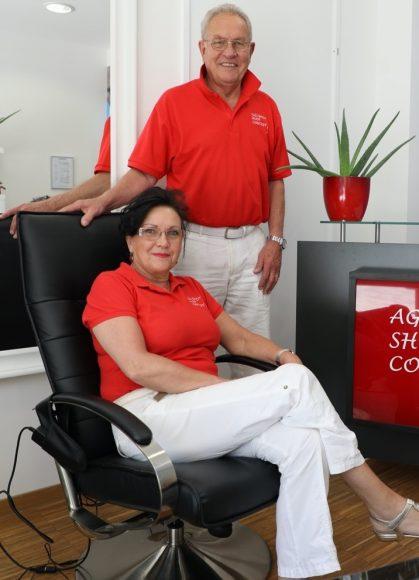 """Wellness für die Füße aus Kleinmachnow: Agilbody-Shop-Concept stellt """"Perl"""" vor"""