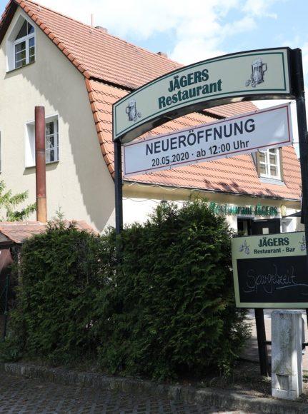 Deutsche Küche im Jägers Restaurant – jetzt neu in  Kleinmachnow!