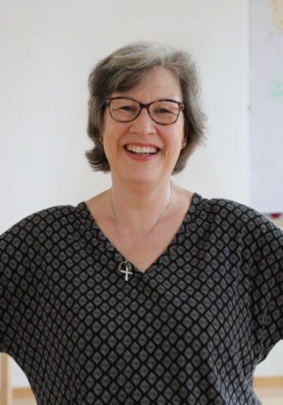 Energieflusszentrum – Karin Schröter: Das Interesse an  Meditationstechniken ist in Zehlendorf sehr groß!