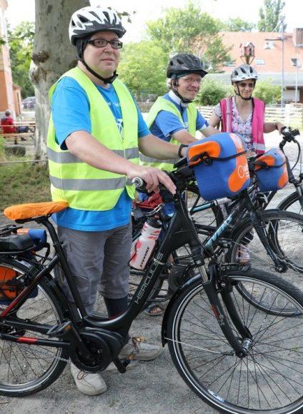 Radfahren in  Steglitz-Zehlendorf: Der ADFC berichtet!