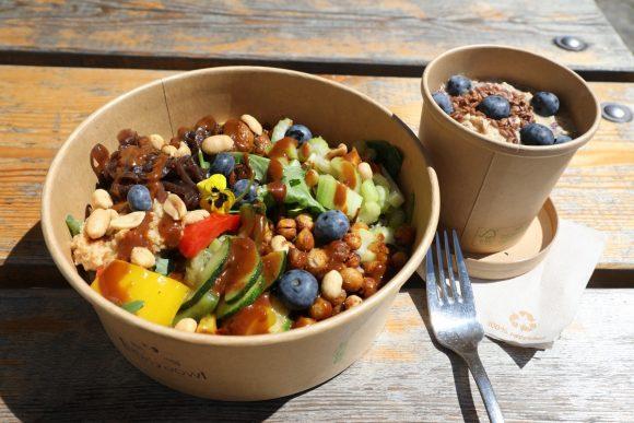 Gesund & lecker in Zehlendorf Mitte: Vegan und vegetarisch genießen in der funkybowl!