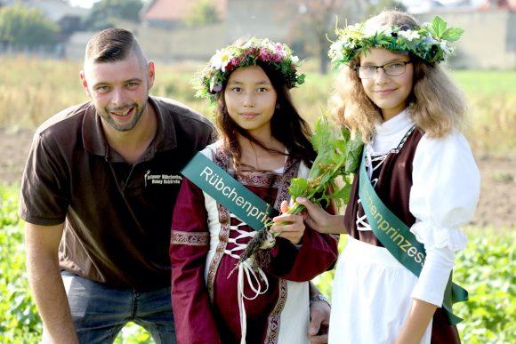 21. Rübchenanstich in Teltow: Alles rund um die Rübe!