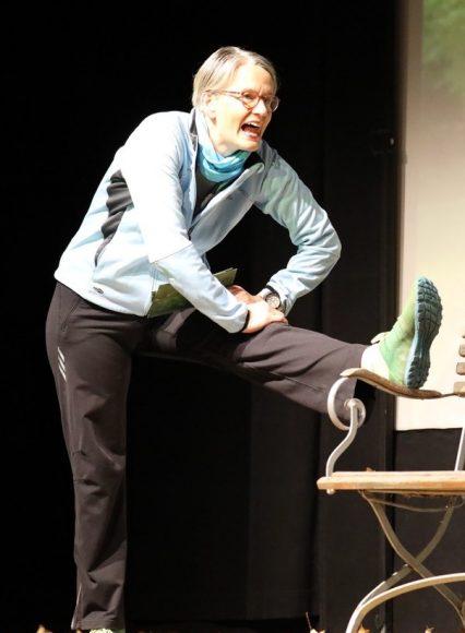 Szenische Lesung in den Neuen Kammerspielen: Wundgescheuert im Corona Home-Office!