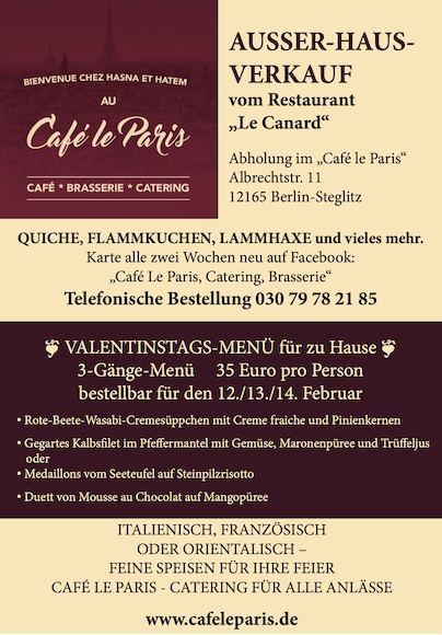 Besuchen Sie jetzt https://www.cafeleparis.de