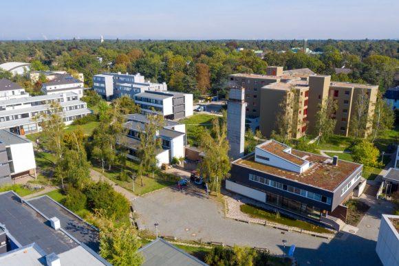 Studentendorf Schlachtensee: 351 studentische Wohnheimplätze grunderneuert!