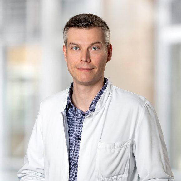 Dr. med. Stephan Fuhrmann wird Chefarzt der neu ausgerichteten Klinik für Hämatologie und Onkologie