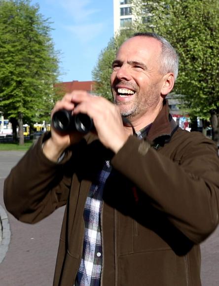 Tierisch was los: Derk Ehlert entdeckt die Mitte Berlins – 11. Folge der Videoserie «Wildes Berlin» online