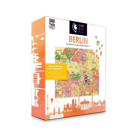 Cooles Puzzle: Berlin in 500 Einzelteilen