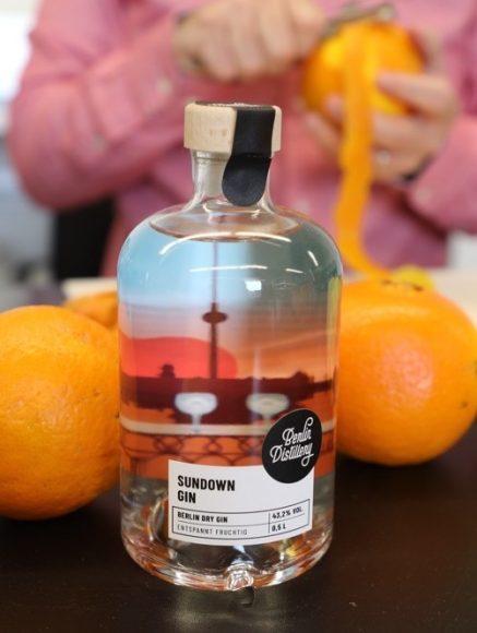 Aus dem Goerzwerk: Die Berlin Distillery mit aromastarken Gin-Rezepturen!