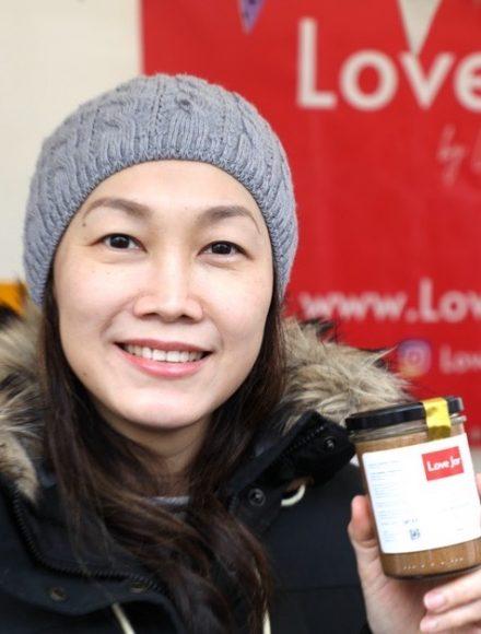 Liebe aus dem Glas: Love Jar – Hausgemachte Nussbutter und Müslicreme