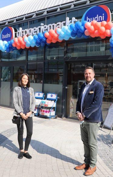 budni-Drogeriemarkt: Neu eröffnet an der Clayallee!