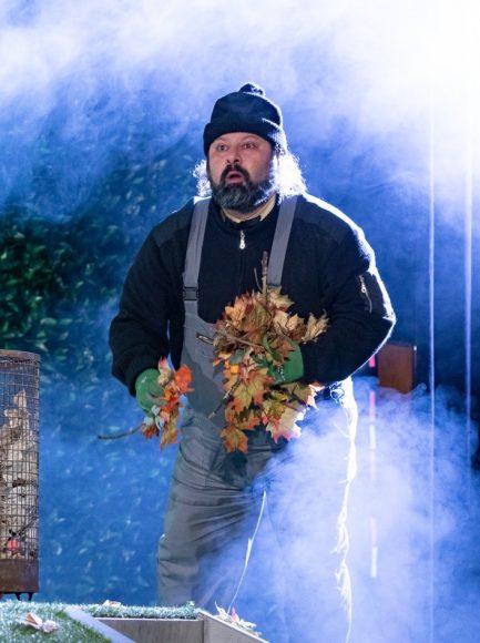Es geht wieder los: Erste Premiere im  Schlosspark Theater – Winterrose