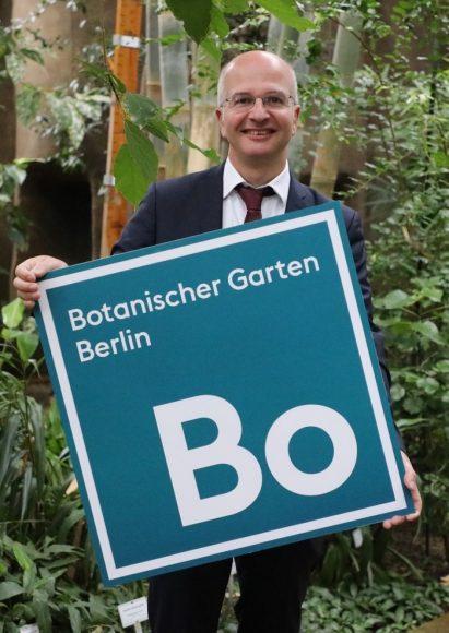 Botanischer Garten im Wandel: Wir stellen vor – das Internationale Wissenszentrum der Botanik – BO Berlin!